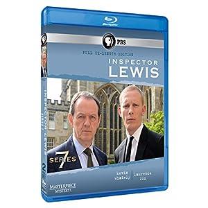 Amazon.com: Masterpiece Mystery: Inspector Lewis 7 [Blu-ray]: ., Bill