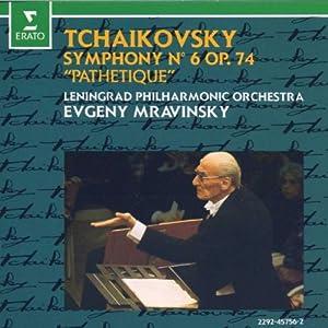 Écoute comparée : Tchaïkovski, symphonie n° 6 « Pathétique » - Page 11 517LImyFjkL._SL500_AA300_