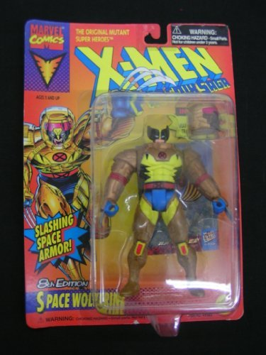 X-Men 8th Edition Space Wolverine - 1