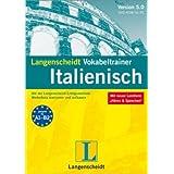 """Langenscheidt Vokabeltrainer 5.0 Italienisch. Windows 7; Vista; XP; 2000: Mit der Langenscheidt-Erfolgsmethode Wortschatz trainieren und aufbauenvon """"Langenscheidt"""""""