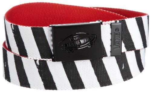 Vans-Cintura da uomo Multicoloured - Multicolore (Noir/Blanc/Rouge) Taglia unica