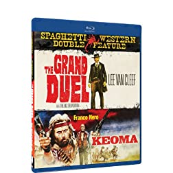 Spaghetti Western Double Feature - Grand Duel & Keoma - Blu-ray