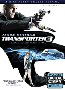 Transporter 3 (2-Disc Widescreen Fully Loaded Edition)