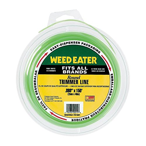 weed-eater-952701681-0080-inch-by-150-foot-bulk-round-string-trimmer-line