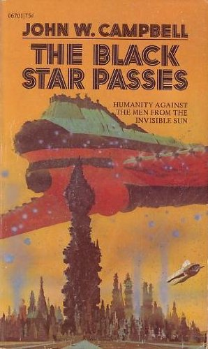 Image for The Black Star Passes
