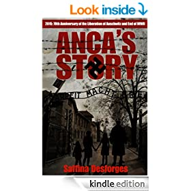 Anca's Story (a YA Holocaust novel)