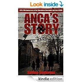 Anca's Story (a YA Holocaust novel)