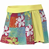 Brooks Women's D'lite Mesh Flower Check Skort
