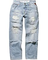 LRG Men's Big-Tall Research Collection True Straight Fit Jean