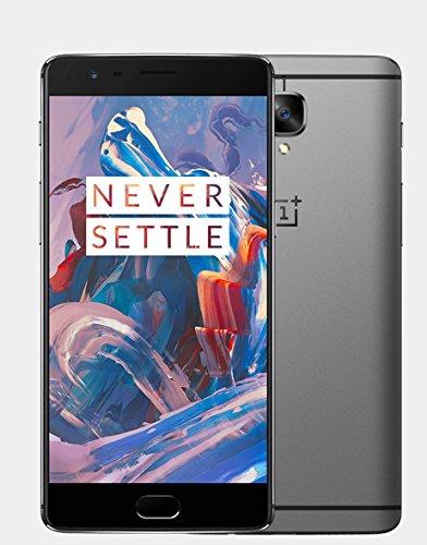 OnePlus 3 64gb Graphite Model North American Version GSM Unlocked - US warranty ( FDD-LTE: Bands 1/2/4/5/7/12/17/30)