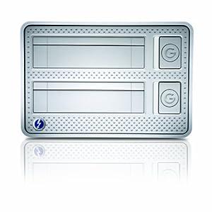 G-Technology G-DOCK ev with Thunderbolt 2TB External Dual-Hard Drive Storage Solution 0G02719