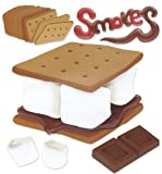 Jolee's Boutique Dimensional Stickers, S'mores