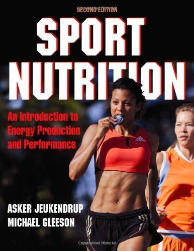 Sport Nutrition - 2Nd Edition By Jeukendrup, Asker Published By Human Kinetics 2Nd (Second) Edition (2009) Paperback