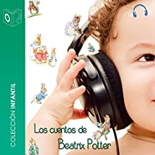 Audiocuentos de Beatrix Potter [Audio Stories of Beatrix Potter] (       UNABRIDGED) by Beatrix Potter Narrated by Marina Clyo