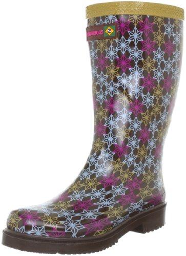 bottes et boots havaianas hav women mid cut printed rain boots bottes de pluie femme imprim. Black Bedroom Furniture Sets. Home Design Ideas