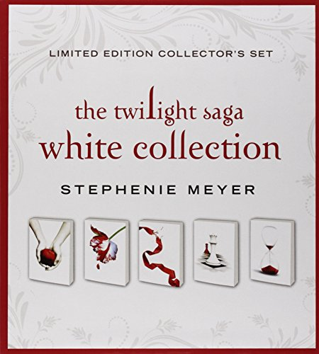 The Twilight Saga White Collection (Twilight Book 1 compare prices)