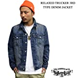 2758 【LEVI'S/リーバイス】 RELAXED TRUCKER 3RD TYPE DENIM JACKET
