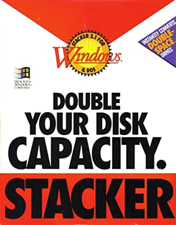 Stacker 3.1 for Windows & DOS [3.5