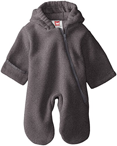 Widgeon Baby-Boys' Newborn Bunting, Heather Grey, New Born - 1
