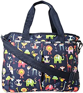 LeSportsac Ryan Solid Baby Bag (Zoo Cute) from LeSportsac