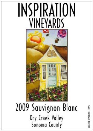 2009 Inspiration Vineyards Sauvignon Blanc Dry Creek Valley 750 Ml