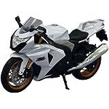 スカイネット 1/12 完成品バイク SUZUKI GSX R1000 (ホワイト)