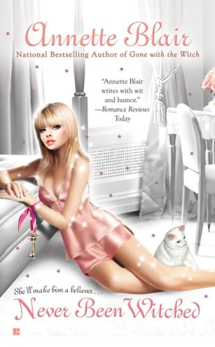 Image of Never Been Witched (Triplet Witch Trilogy, Book 3)