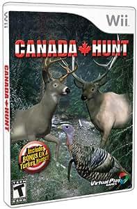 Canada Hunt - Nintendo Wii