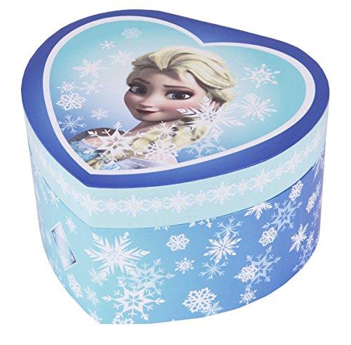 Trousselier - TROUS30430 - Grand Cœur Musical Elsa - la Reine des Neiges