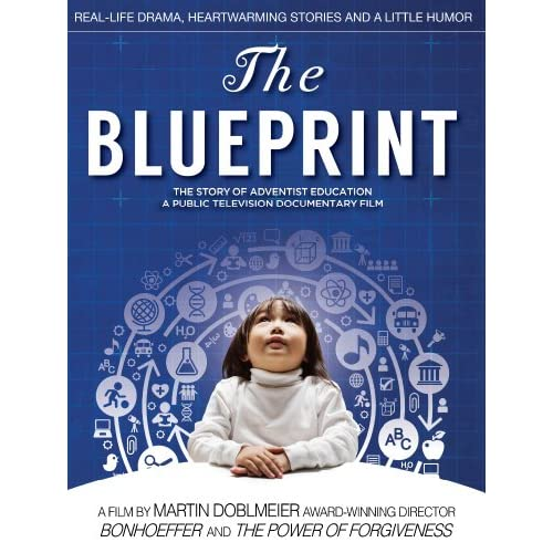 From the award-winning director of BONHOEFFER and The Power of Forgiveness comes The BLUEPRINT, a dramatic, multi-story documentary film for Public Television on Adventist education. Seventh-day Adventists, an American-born religion, are living 7-10 years longer than the average American. That st...
