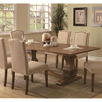 Coaster 103711-CO Furniture Piece, Coffee Brown