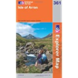 Isle of Arran (Explorer) (OS Explorer Map)by Ordnance Survey