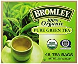Bromley Green Tea, Organic, 3.07-Ounce - Pack of 6
