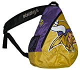 Minnesota Vikings NFL Football Core Sling Bag Backpack Back Pack at Amazon.com