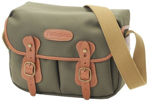 Billingham Hadley Small FibreNyte Bag for Camera - Sage/Tan Black Friday & Cyber Monday 2014