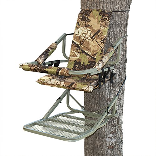 Tree Stand Climber Climbing Hunting Deer Bow Game Hunt Safety Harness