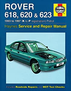 Rover 214 service repair manual