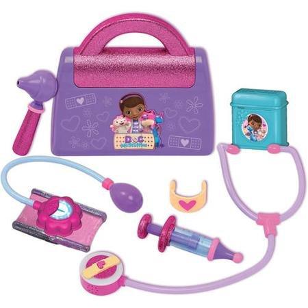 ディズニー (Disney) ドックはおもちゃドクター ドクターズバッグセッ ト 8 Pieces Doc McStuffins Doctor's Bag Set [並行輸入品]