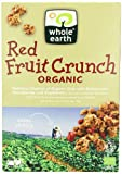 Whole Earth Organic Red Fruit Crunch 450 g (Pack of 3)