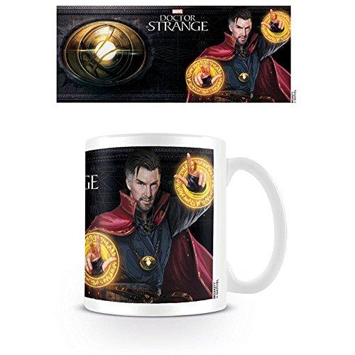 """Doctor Strange """"occhio di agamotto Tazza di ceramica, multicolore"""