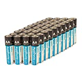 100 x AA Battery Pack Maplin Extra Long Life Alkaline High Performance Capacity