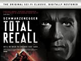 TOTAL RECALL - ARNOLD SCHWARZENEGGER - US MOVIE FILM WALL POSTER - 30CM X 43CM