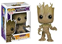 Funko POP Marvel: Guardians of The Galaxy - Groot Vinyl Bobble-Head Figure from Funko