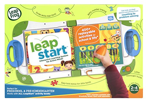 LeapFrog LeapStart Interactive Learning System for