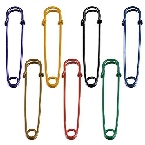 Tozz Pro ® Set of 7 Colored Extra-large 2.5