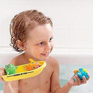Munchkin Bath Toy, School of Fish from Munchkin