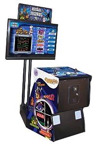 Arcade Legends 3 Pedestal by Chicago Gaming