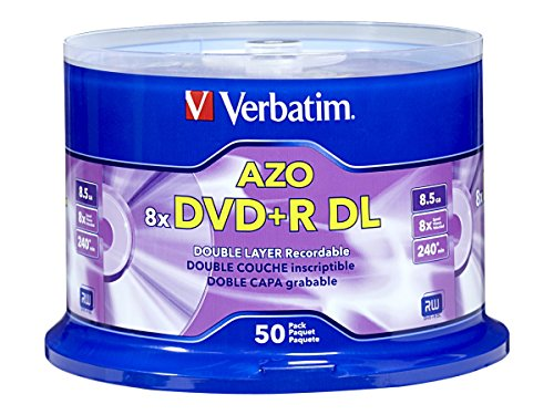 verbatim-dvd-r-dl-azo-85gb-8x-10x-branded-double-layer-recordable-disc-50-disc-97000