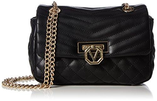 valentino-margaritas-sacs-baguette-femme-noir-noir-19x13x5-cm-b-x-h-x-t