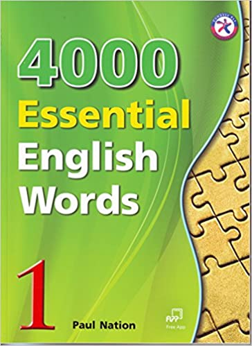 4000 Essential English Words, Book 1